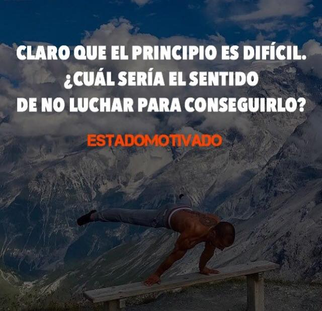 street workout frases